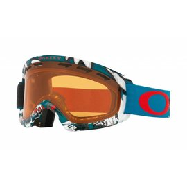 OAKLEY O Frame 2.0 XS Snow Goggle Shady Trees Blue