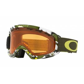 OAKLEY O Frame 2.0 XS Snow Goggle Shady Trees Green