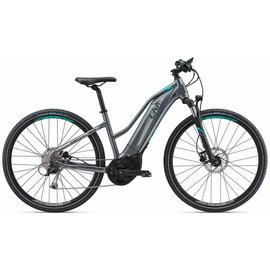 E-Bike 18 Amiti-E+2 20MPH S Dark Silver