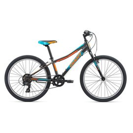GIANT 2018 Giant XTC Jr 24 Lite Charcoal/Orange