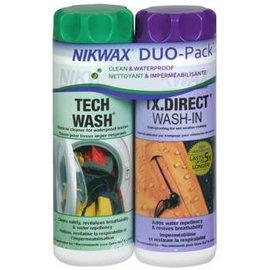 NIKWAX Duo Pack Hardshell Nikwax