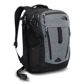 THE NORTH FACE TNF SURGE BACKPACK mid grey