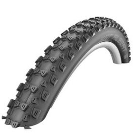 SCHWALBE Schwalbe, Fat Albert Rear, 27.5x2.35, Flding, TrailStar, Tubeless Ready, SnakeSkin, 67TPI, 67PSI, Black