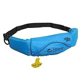Onyx M-16 Inflatable PFD Blue