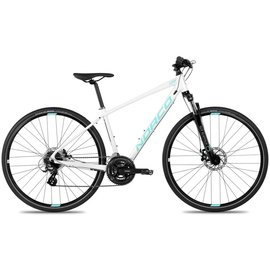 NORCO XFR 4 FORMA XS WHITE/LT BLUE WHITE/LIGHT BLUE