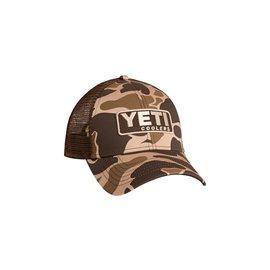 YETI Yeti Camo Patch Trucker Cap