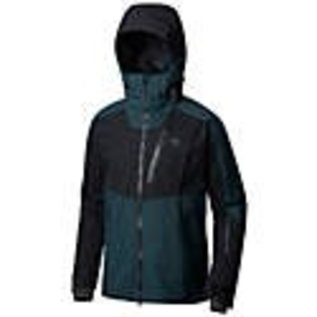 MOUNTAIN HARDWR Men's FireFall Jacket Blue Spruce Medium
