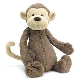 JellyCat Jelly Cat Bashful Monkey Large
