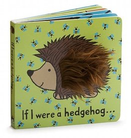 JellyCat Jelly Cat if I were a Hedgehog