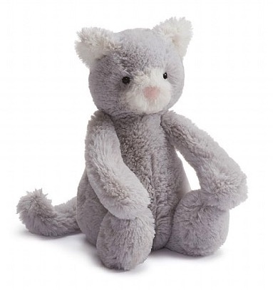 JellyCat Jelly Cat Bashful Kitty Small