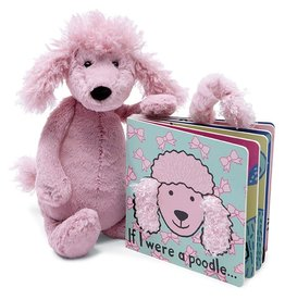 JellyCat Jelly Cat If I were a Poodle Book