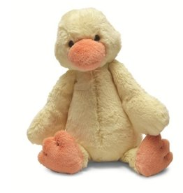 JellyCat Jelly Cat Bashful Yellow Duckling-small