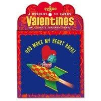 eeboo Robot Valentines