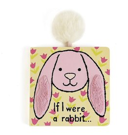 JellyCat Jelly Cat If I Were a Rabbit Book