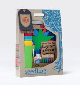 Seedling Seedling Make Your Own Super Hero Cape