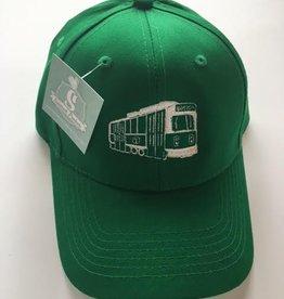 Sidetrack Sidetrack Green Line Baseball Hat