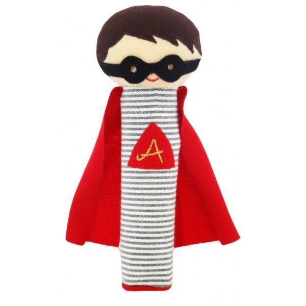 Alimrose Alimrose Super Hero Squeaker