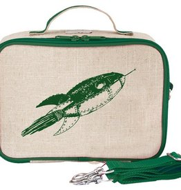 So Young So Young Rocket Raw Linen Lunch Box
