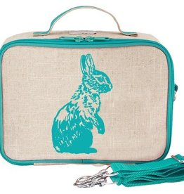 So Young So Young Bunny Raw Linen Lunch Box