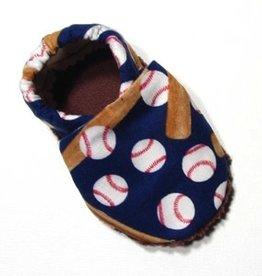Kaya's Kloset Kaya Kloset Soft Soled Baby Shoes(more fabrics)