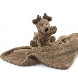 JellyCat Jelly Cat Bashful Reindeer Soother