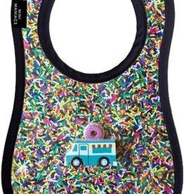 mini maniacs Mini Maniacs Sprinkles Bib