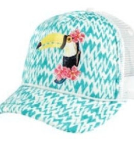 San Diego Hat San Diego Hat Screen Print Toucan Trucker Hat