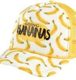 San Diego Hat San Diego Hat Banana Print Trucker Hat