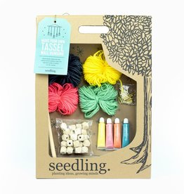 Seedling Seedling Make Your Own Tassel Wall Weave