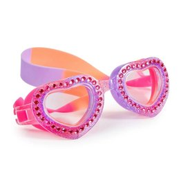 Bling2o Bling2o Jet' Aime  Heart Swim Goggles *More Colors*