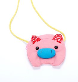 Peppercorn Kids Peppercorn Kids Piggy Purse *More Colors*