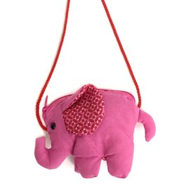 Peppercorn Kids Peppercorn Kids Little Elephant Purse *More Colors*