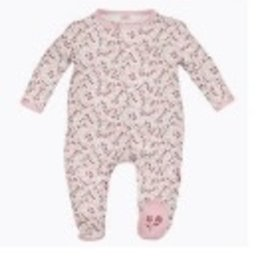 Magnificent Baby Magnificent Baby Bedford Floral Footie