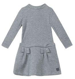 Lili Gaufrette Lili Gaufrette Long Sleeve Turtleneck Dress