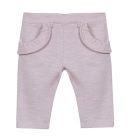 Lili Gaufrette Lili Gaufrette Pants with Ruffle Pockets