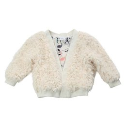 Egg Egg Julia Faux Fur Jacket