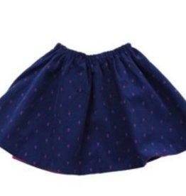 egg Egg Ferrah Corduroy Reversible Skirt