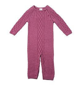 egg Egg Cable Knit Layette
