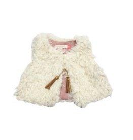 Pink Chicken Pink Chicken Fiona Fur Vest