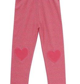 Hootkid Valentine Heart Legging *More Colors*