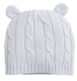 Elegant Baby Elegant Baby Cable Knit Hat with Ears *More Colors*