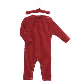 Elegant Baby Elegant Baby Cable Jumpsuit *More Color*