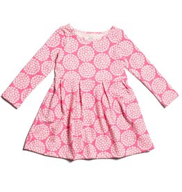 Winter Water Factory Winter Water Factory Madison Flower Dots Dress