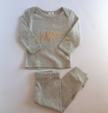 Oh Baby Oh Baby Happy Rose Gold 2pc Set