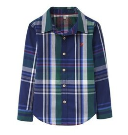 Joules Joules Checked Button Down Check Shirt