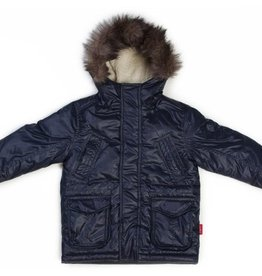one kid One Kid Performance Down Sherpa Lined Coat