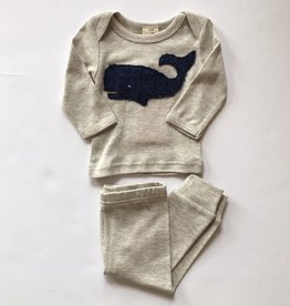 Oh Baby Oh Baby Whale 2pc Set