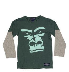 Tooby Doo Long Sleeve Gorilla Shirt