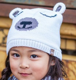 Peppercorn Kids Peppercorn Kids Polar Bear Beanie