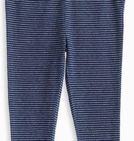 Splendid Splendid Indigo Knit Stripe Legging